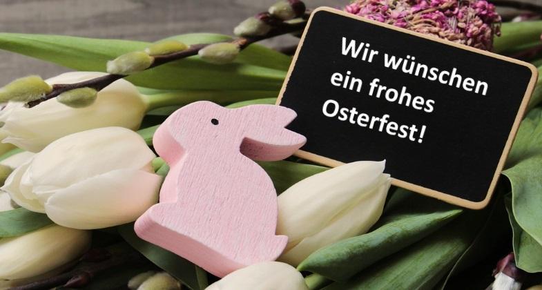 Frohe Ostern KFZ-Bruening
