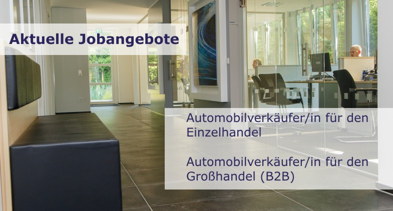 Job Angebote Automobilbranche