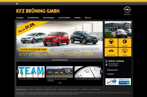 Opel Vertragspartner in Bernburg