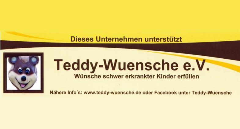 Teddy Wünsche Sponsor